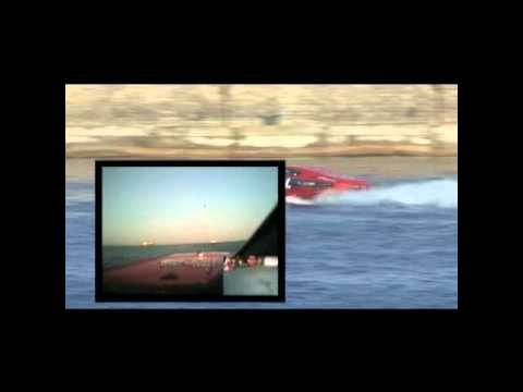 Vector Powerboats V-40 Race