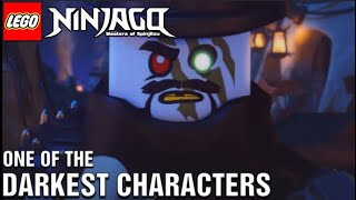 Ninjago: Why Iron Baron Is One of the Darkest Characters