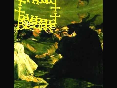Reverend Bizarre - The Goddess of Doom