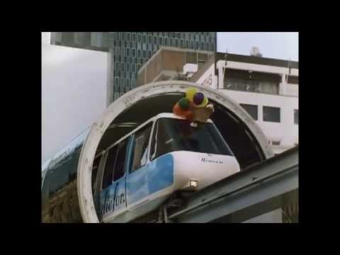 sydney monorail in napoleon movie