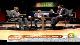 Ukambani political contest
