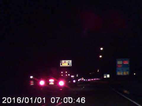 Seattle and area in my DASH CAM 124