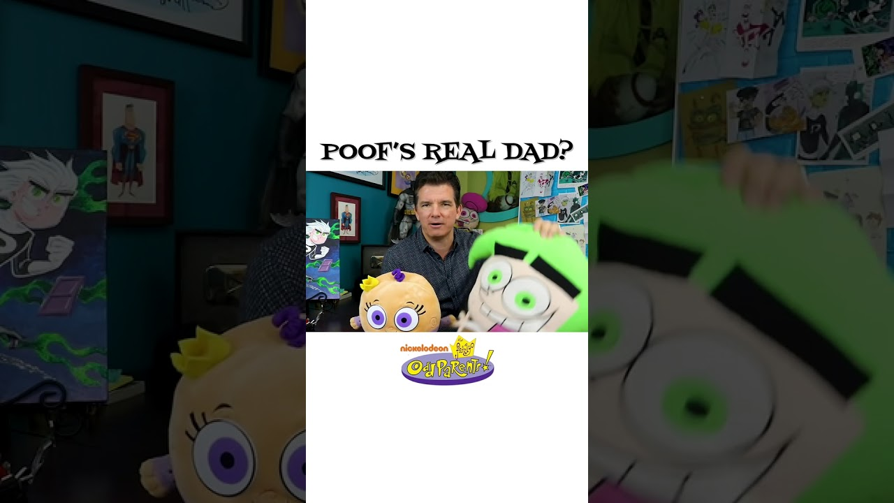 WHO IS POOF'S REAL DAD?