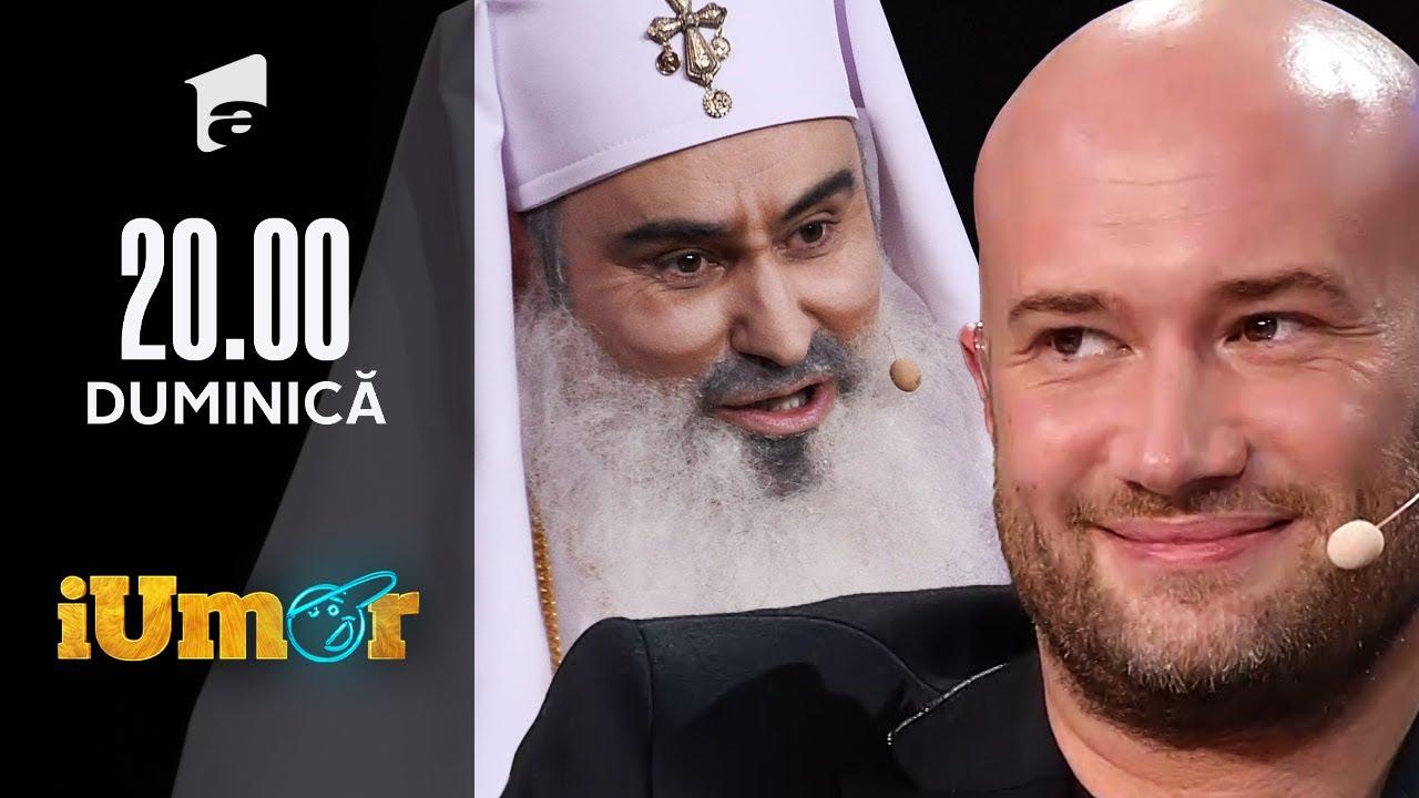 Semifinala iUmor 2020   Pătrintele Patriarh Țițonie alungă Diavolul din platou