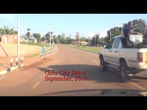 Gulu Town Drive