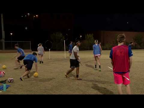 Enterprise Story Profiling the Arizona State Quidditch Team