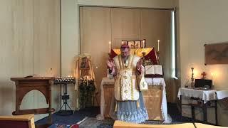 St Edmund of Abingdon 2018