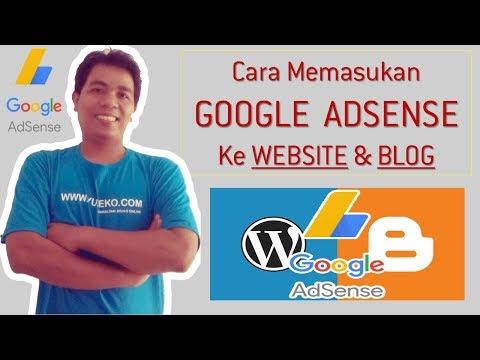 Cara Memasang Iklan Di Website Sendiri