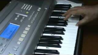 tujhko pukare mera pyar... neel kamal - keyboard video by mmv