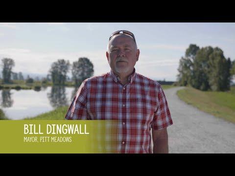 Mayor Dingwall is Pitt Meadows Proud™