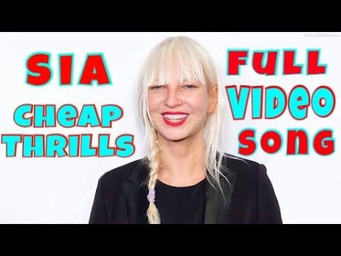 sia cheap thrills original mp3 free download