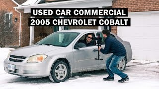 USED CAR COMMERCIAL - 2005 CHEVROLET COBALT