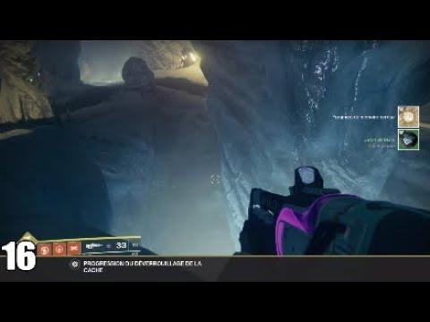 Destiny 2 - Localisation des 45 Données Récupérées / Fragments