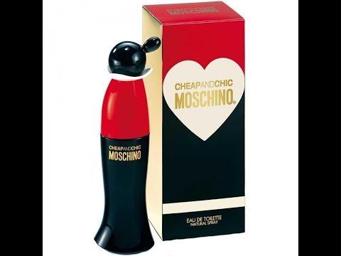 Moschino - волшебные чернила для любовных писем