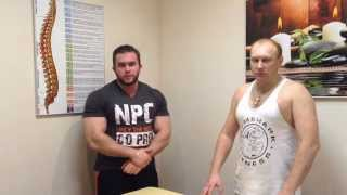 видео Услуга классического массажа в нашем фитнес-центре