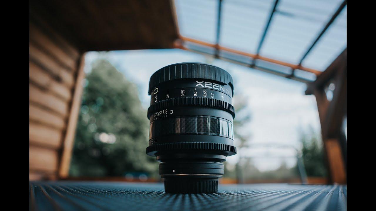 Xeen CF 50mm T1.5 - recenze cine objektivu