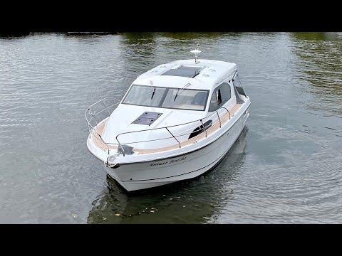 Haines 32 Sedan Cabin Cruiser Boat For Sale