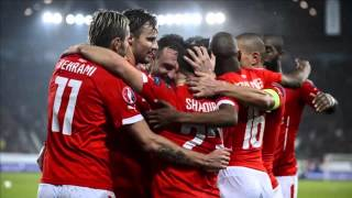 Switzerland 4-0 Lithuania Goal & HighLights(Euro Qualifiers 15/11/2014) HD