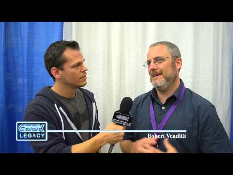 BCC 2013 - Robert Venditti Interview