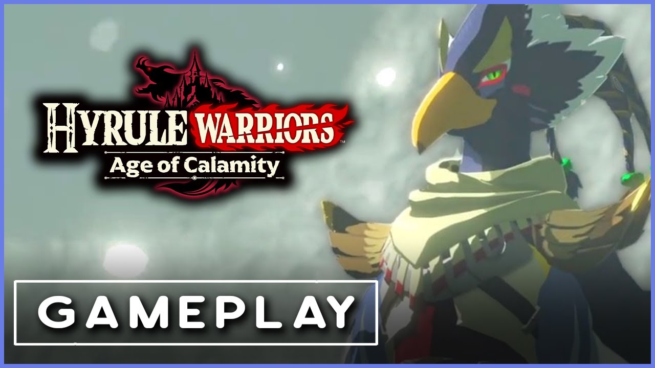Hyrule Warriors Age Of Calamity Announced Releases November 20th Neogaf