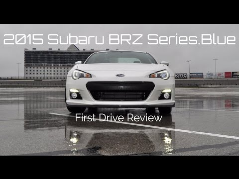 How Fantastic Does This BRZ Look!