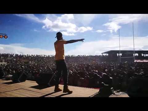 Mr SAYDA - ESY E RY Malala Ft Andrii Blam Live 2018