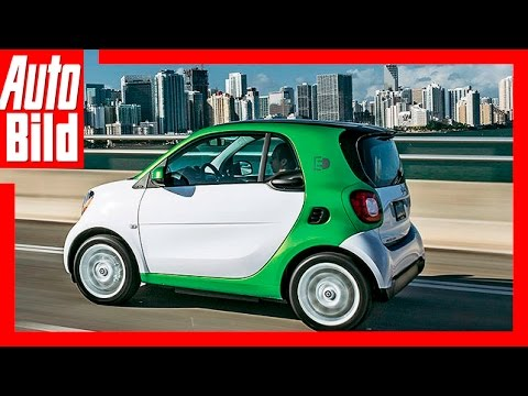 Fahrbericht Smart ED (2016) - Smart unterwegs in Miami - Fahrbericht/Review/Test