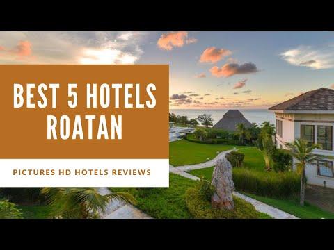 Top 5 Best Hotels In Roatan, Honduras - Sorted By Rating Guests