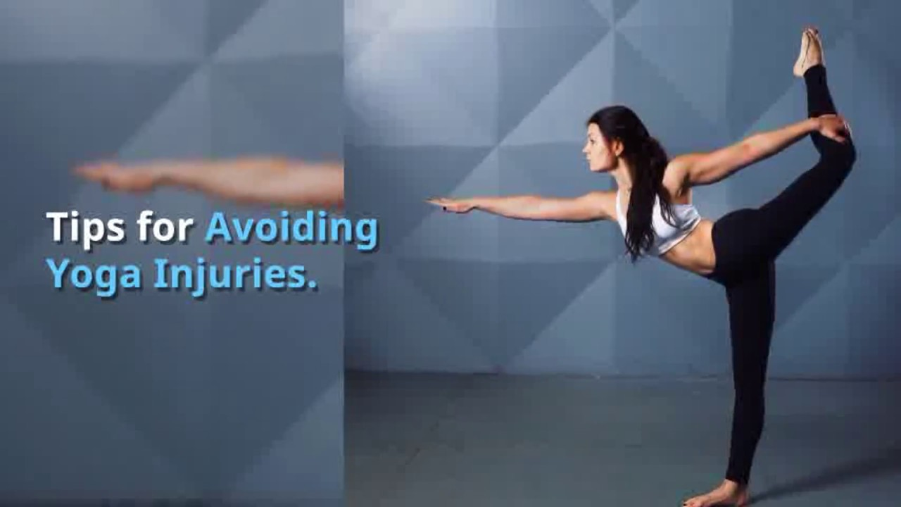 Yoga Safety Tips
