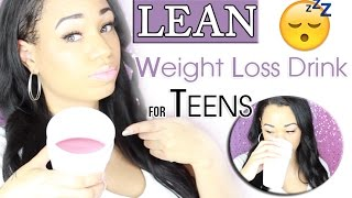 LEAN | Teen Weight Loss Drink