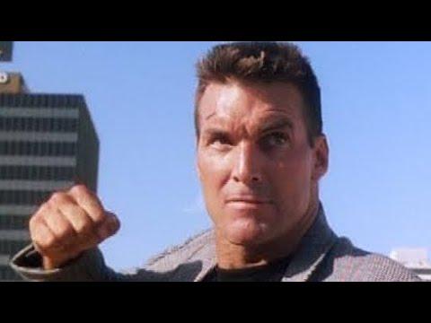"""Pure Fight Scenes: Sam Jones (1) """"Fist of Honor"""" (1993) Bubba Smith"""
