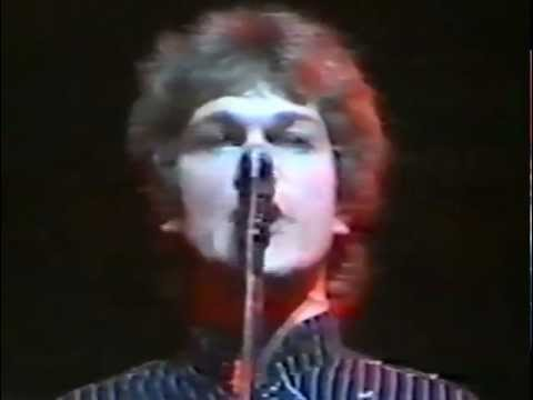 Ultravox! _ (John Foxx) _ Wide Boys _ Live _ 1976