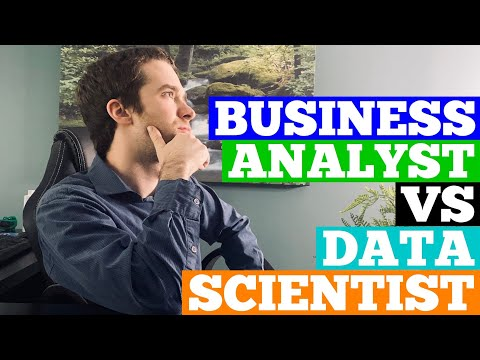 Business Analyst Vs Data Scientist | A Data Scientist's Perspective