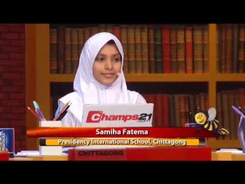 Episode 09  Preliminary Round 05 - The Daily Star Spelling Bee Season 3