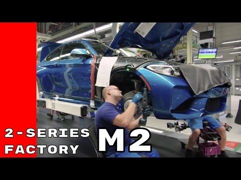 BMW 2 Series Factory - BMW M2, 230i, M240i Production