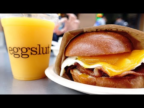 Eggslut:The Ultimate Breakfast Sandwich