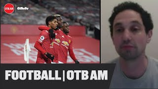 Otb am checked in with daniel harris ahead of tonight's manchester derby and amid a brewing war words between the man united liverpool bosses.in assoc...