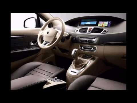 2014 renault scenic interior youtube. Black Bedroom Furniture Sets. Home Design Ideas