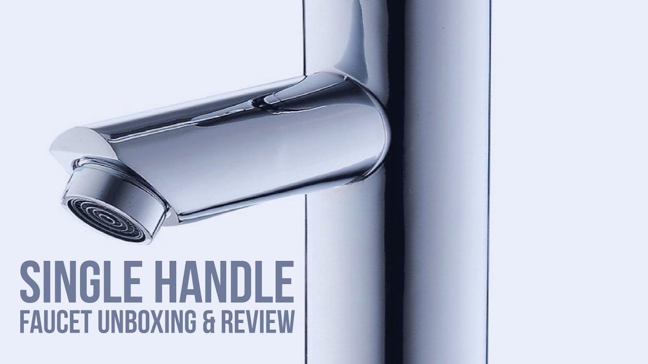 Amazon Bathroom Faucet ▻ Single Handle Bathroom Faucet ...