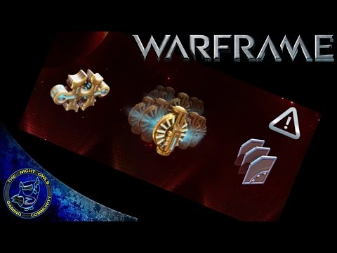 Warframe: Special Alerts Weekend Live - PC & PS4