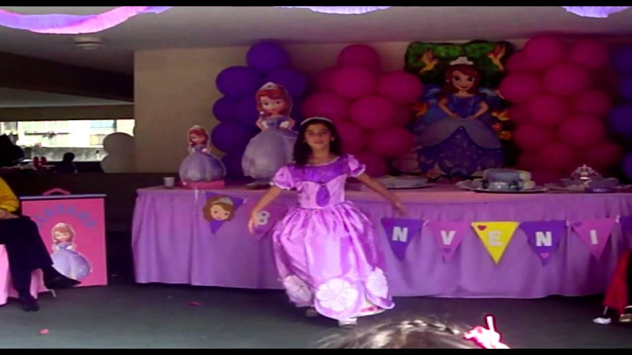 show princesita sofia imitacion youtube