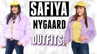 I Copied Safiya Nygaard's Outfits for a Week!