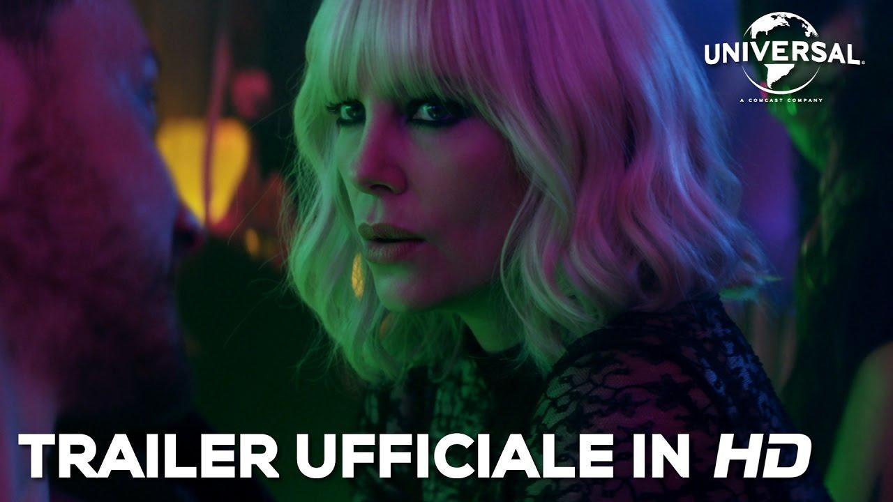 ATOMICA BIONDA con Charlize Theron - Secondo Trailer Italiano
