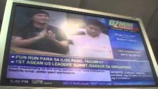 PHILIPP INNO - DZMM Live TV Interview - Part2