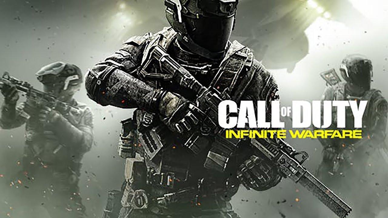 Call Of Duty Infinite Warfare Demo Ps4 Youtube