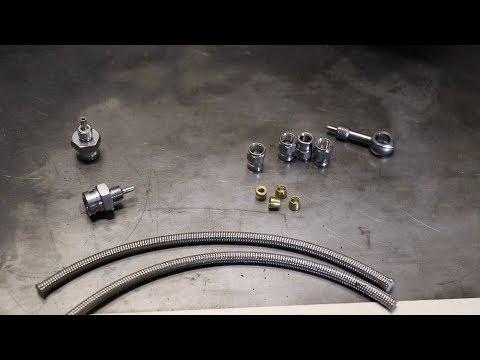 Изготовление армированных тормозных шлангов и трубок в гаражных условиях
