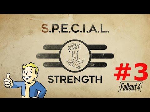 Fallout 4 - All Brawn, No Brains Play Through # 3