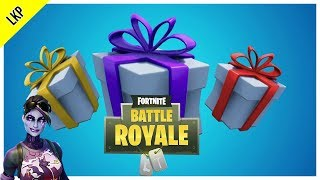 Live Season 7 COUNTDOWN! New Fortnite Gifting System! (Sub Count 562/600)