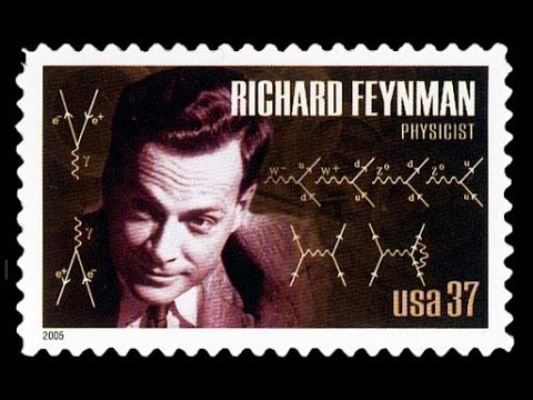 Quantum Man: Richard Feynman's Life in Science. Lawrence Krauss Talk at CERN