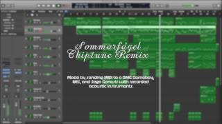 Sommarfågel Chiptune Remix
